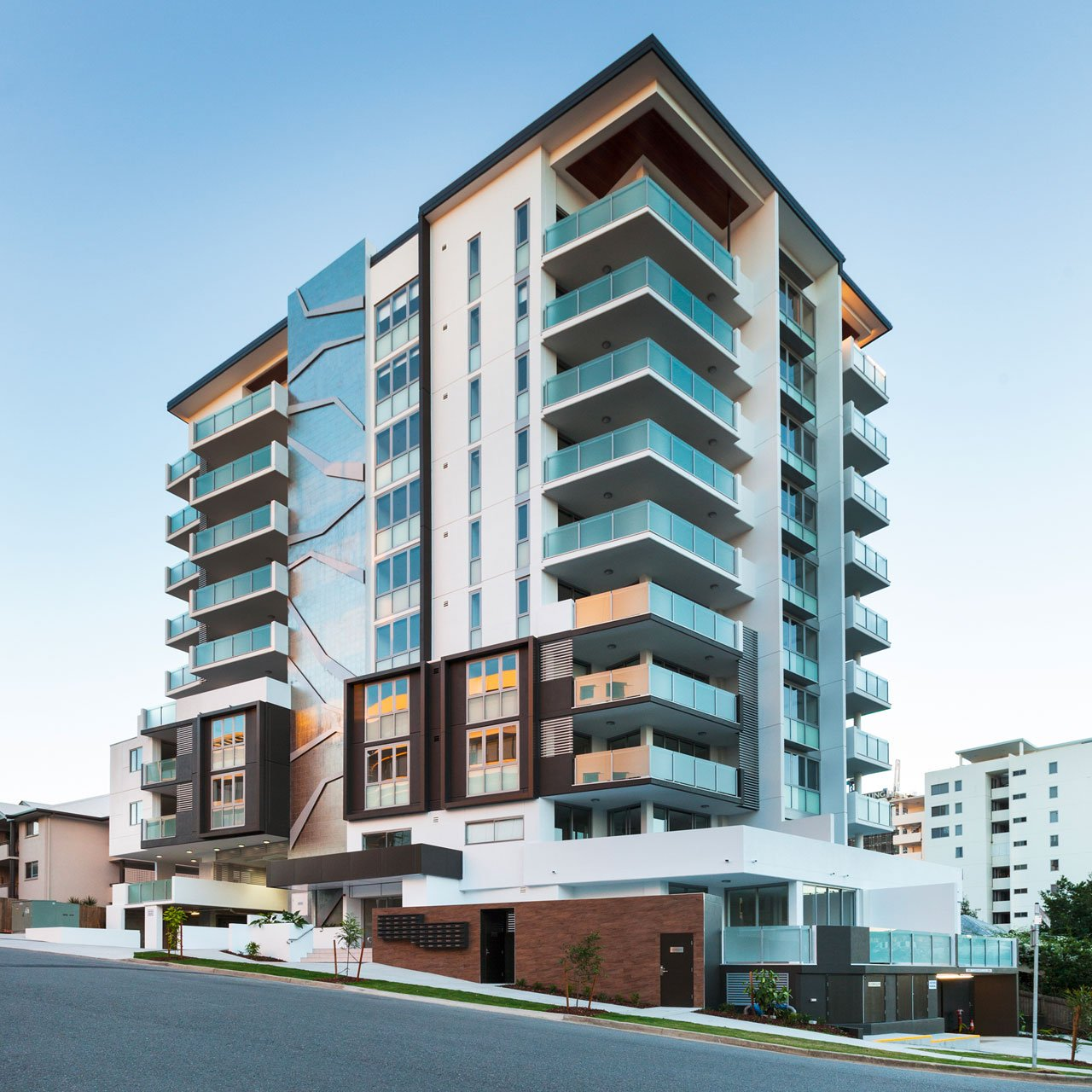 Sienna Apartments, Milton QLD